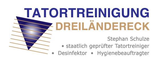 Tatortreinigung Dreiländereck